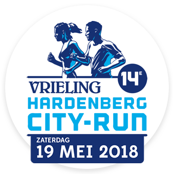 Logo Vrieling Hardenberg city run
